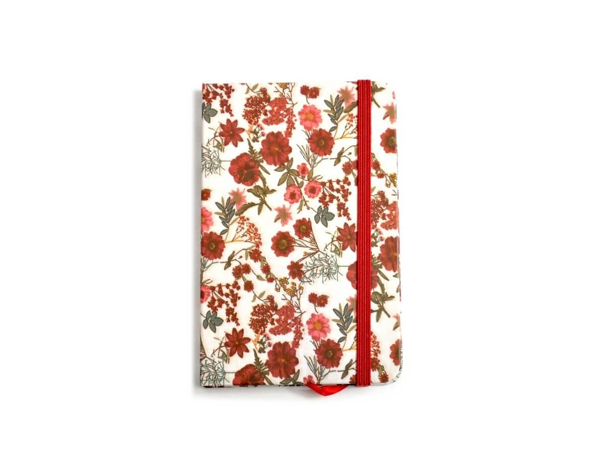Agenda tip notes FLOWERS